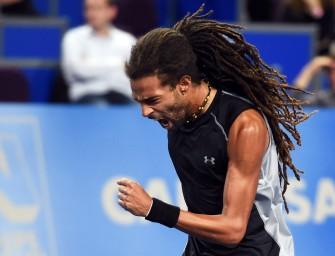 Sieg gegen Youzhny: Brown im Gstaad-Halbfinale