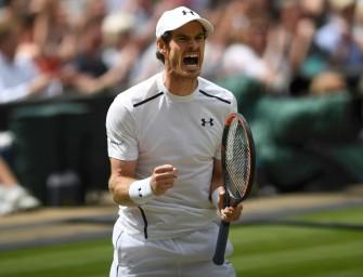Murray triumphiert zum zweiten Mal in Wimbledon