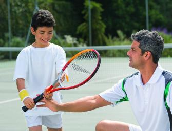 Psychologie: Achtung Tenniseltern!
