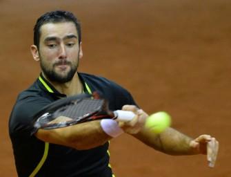 Davis Cup: Kroatien komplettiert Halbfinale