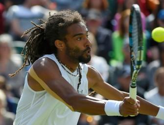 Mail aus Wimbledon: Kyrgios vs. Brown – das Popcorn-Match