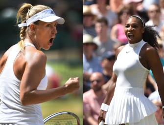 Wimbledon-Finale im Text-Ticker: Kerber vs. Williams live!