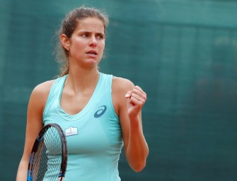 Wimbledon: Görges/Pliskova im Doppel-Halbfinale