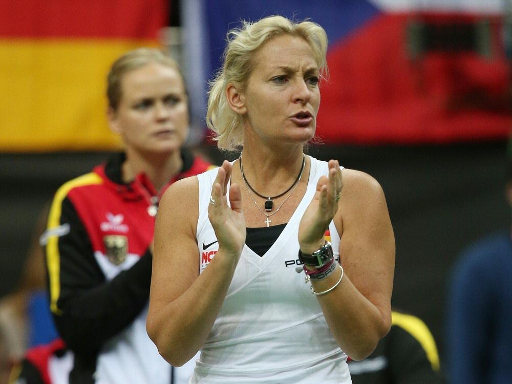 FedCup-Chefin Rittner lobte Kerbers Leistung im Wimbledonfinale