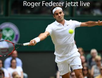 Wimbledon-Livescore: Federer vs. Raonic jetzt live!