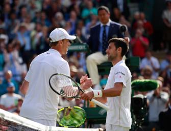 Wimbledon-Überraschung: Querrey schlägt Djokovic