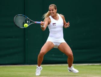 Cibulkova im Viertelfinale: Hochzeitskollision droht