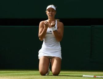Kerber gegen Williams: Das große Finale