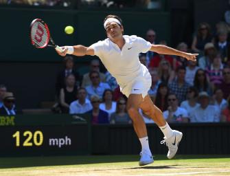 """Podcast aus Wimbledon: """"Federers Timing stimmte nicht """""""