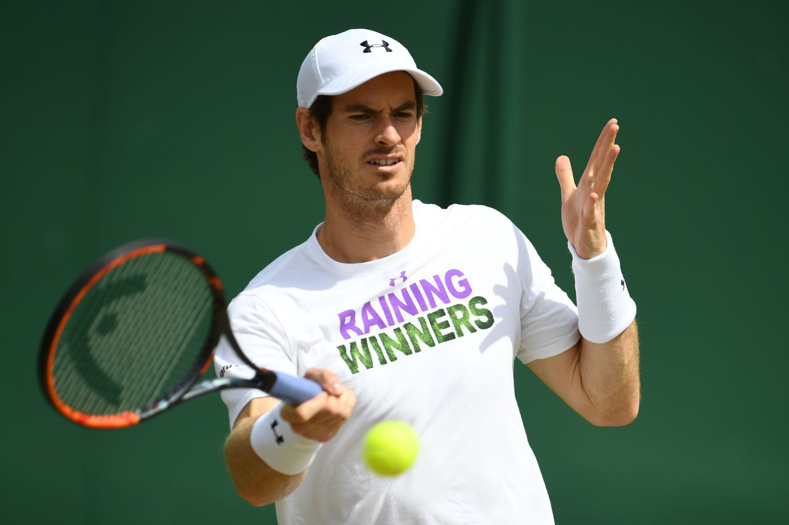 Lokalmatador Andy Murray