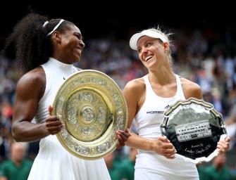 Kerber vs. Williams: Der Matchverlauf zum Nachlesen!