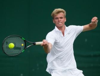 Mail aus Wimbledon: Die Junioren sind da