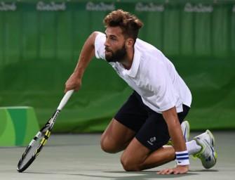 Französischer Tennisverband droht Spielertrio mit Suspendierung