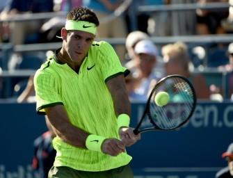 US Open: Del Potro gelingt erster Sieg seit drei Jahren