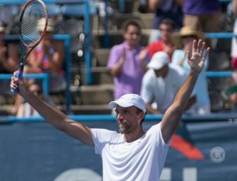 Der Herr der Asse schlägt zu: Karlovic pulverisiert US-Open-Rekord