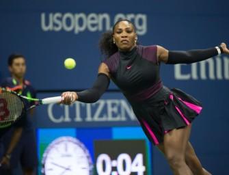 US Open: Serena Williams startet souverän