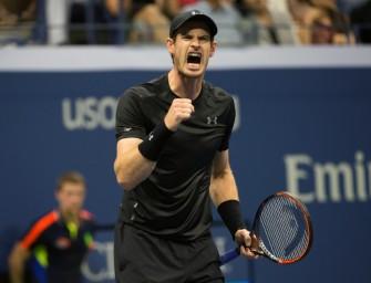 US Open: Murray zum Auftakt ohne Probleme