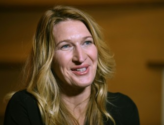 "Steffi Graf: ""Auf jeden Fall"" holt jemand wieder den Golden Slam"