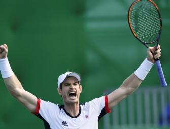 Zweiter Zittersieg: Murray quält sich ins Halbfinale