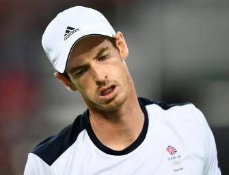 Nach 22 Siegen in Folge: Murray im Cincinnati-Finale gestoppt