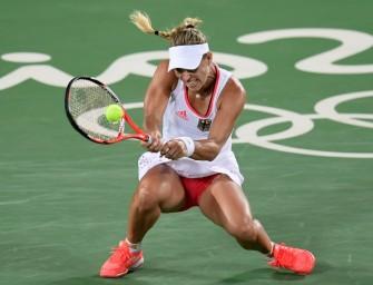 Kerber schon für WTA-Finale in Singapur qualifiziert
