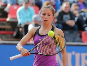 US Open: Annika Beck folgt Trio in Runde zwei