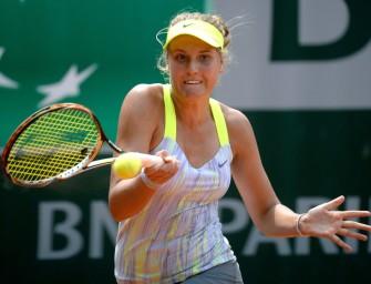 US Open: Antonia Lottner feiert Premiere