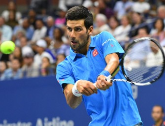 US Open: Djokovic kampflos in Runde drei