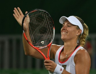US Open: Kerber startet gegen Hercog – Becker, Brown und Friedsam vor hohen Hürden