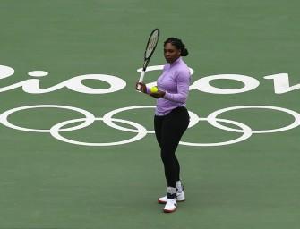 """Gold für Serena Williams ein """"wahnsinniges Gefühl"""""""
