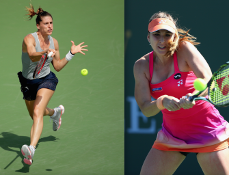 Match des Tages am Mittwoch: Petkovic vs. Bencic
