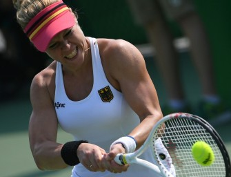 Olympia: Laura Siegemund verpasst Halbfinale