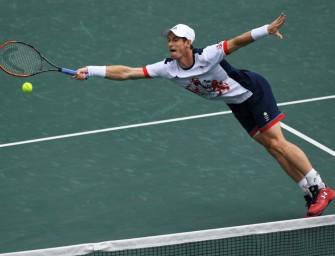 Olympia: Gold-Favorit Murray zittert sich ins Viertelfinale
