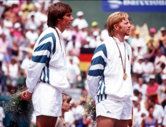 Deutsche Olympia-Medaillengewinner im Tennis