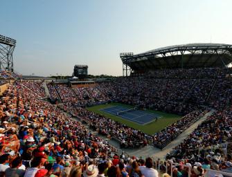 US Open-Tagebuch: Endlich geht's los im Big Apple!