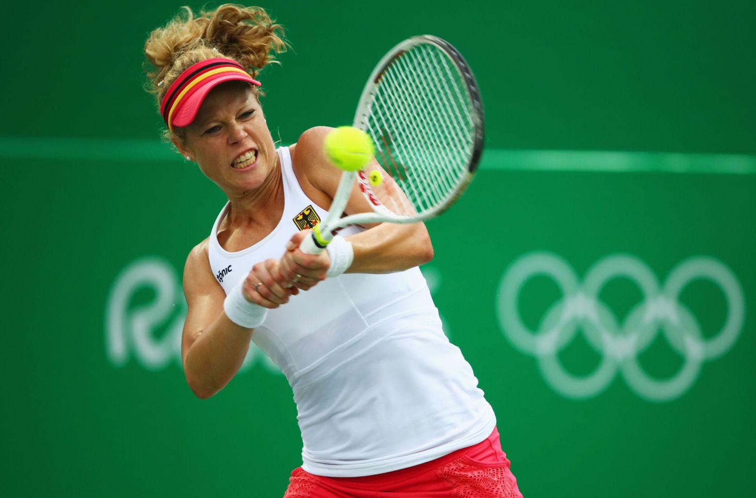 Laura Siegemund war die Überraschung. Sie scheiterte erst im Viertelfinale an der späteren Siegerin Monica Puig.