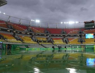 Olympia-Podcast: Verregneter Tag in Rio