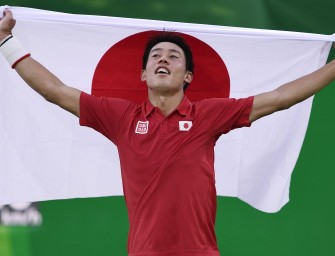 Nishikori holt Bronze – Nadal verpasst zweite Rio-Medaille