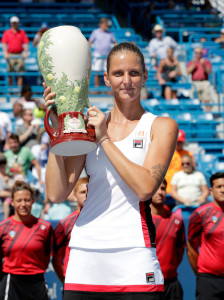Cincinnati: Kerber verliert Finale gegen Karolina Pliskova