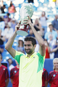 Nach 22 Siegen in Folge: Murray im Cincinnati-Finale von Marin Cilic gestoppt
