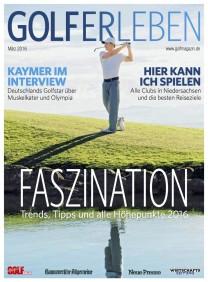 GOLFERLEBEN MÄRZ 2016