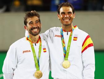 Nadal gewinnt 2. Gold nach 2008: Doppelsieg mit Marc Lopez