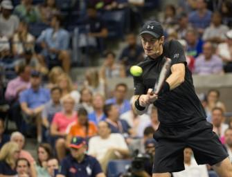US Open: Murray im Eiltempo im Viertelfinale