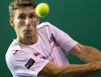 Tennisprofi Lestienne wegen Wetten sieben Monate gesperrt