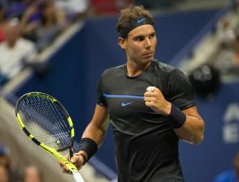 US Open: Nadal erreicht dritte Runde unter geschlossenem Dach