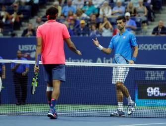 "US Open: ""Kurzarbeiter"" Djokovic im Halbfinale"