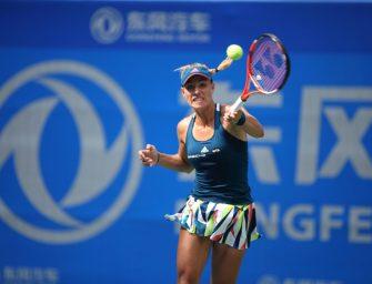 Wie 2016: Kerber startet in Brisbane in das neue Tennis-Jahr