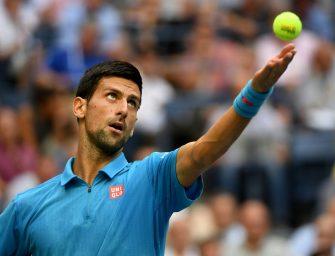 Ellenbogenverletzung: Djokovic sagt für Peking ab