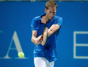 Davis Cup: Mayer verliert, Struff muss es richten