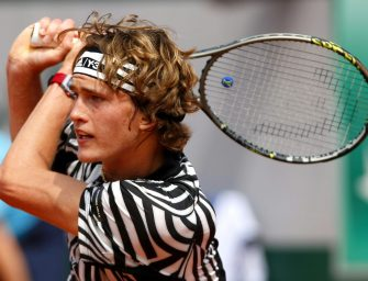 Zverev sagt Start in Shenzhen ab